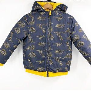 Epic Threads Macys reversible puffer jacket dinos